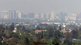 Wildfire Smoke Smothers Bay Area for Fifth Straight Day