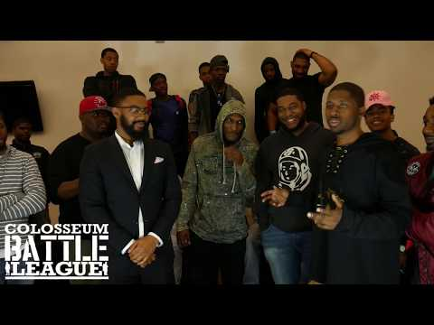 Lv Ellis vs Spanish Harlem -The Colosseum Battle League *For Honor*