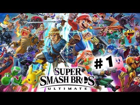 La Bonne Ambiance sur Super Smash Bros Ultimate #1