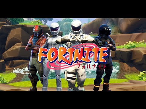 Fortnite - Anime Opening