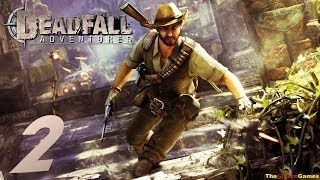 Прохождение Deadfall Adventures [HD] - Часть 2 (Они встают из могил!)