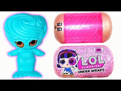 UNDER WRAPS LOL Dolls ~ POPSY TOYS