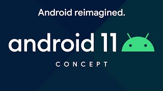 Android R Concept
