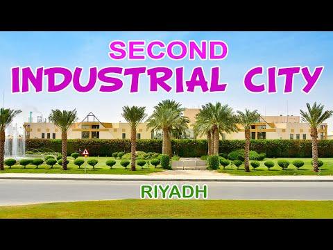 Second Industrial City Riyadh