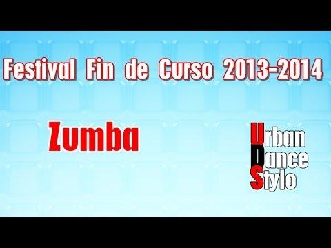 Festival Fin de Curso 2013-2014 (Zumba)