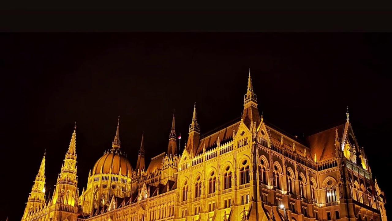 Будапешт - Новое Чудо Европы 4K