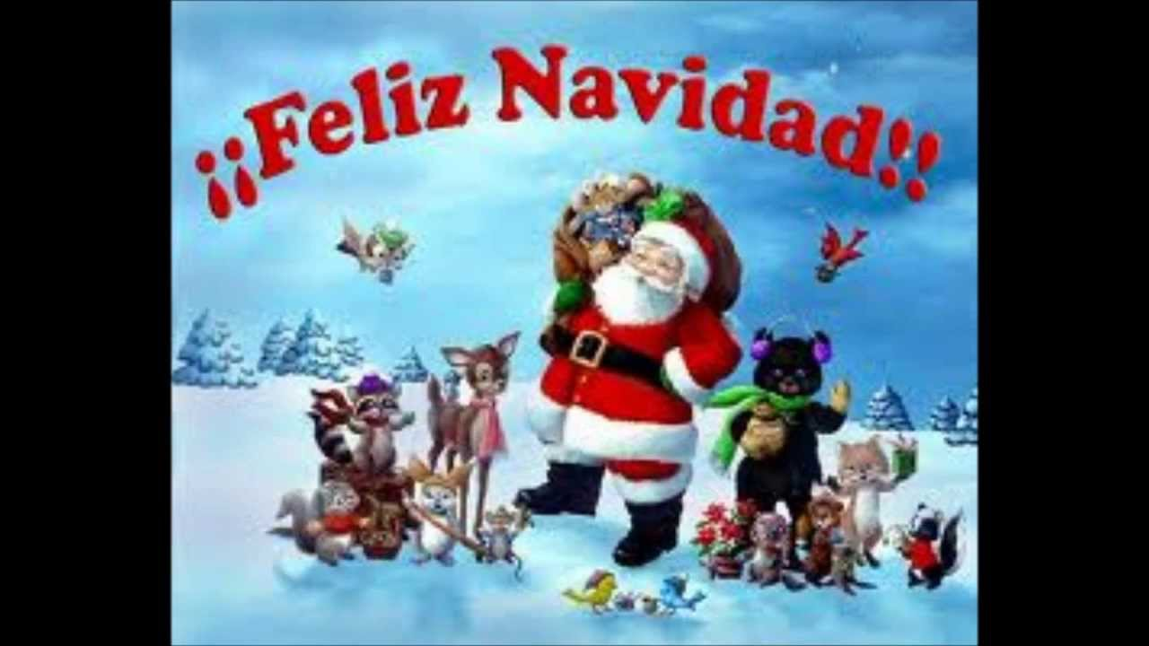 Deseo feliz navidad para mi familia y amigos hd youtube - Cosas para navidad ...