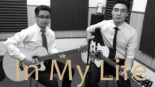 In My Life (The Beatles) - Acoustic Cover by Minh Mon & Vu Minh (tribute to John Lennon)