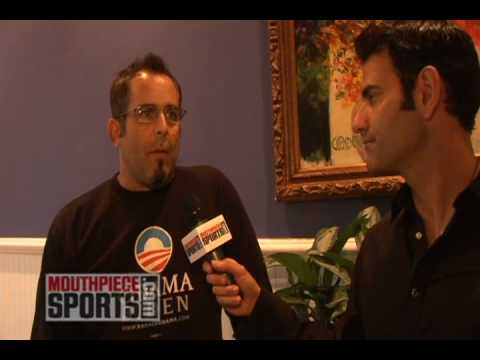 Seahawks Story:  Comedian Craig Gass Meets Matt Hasselbeck