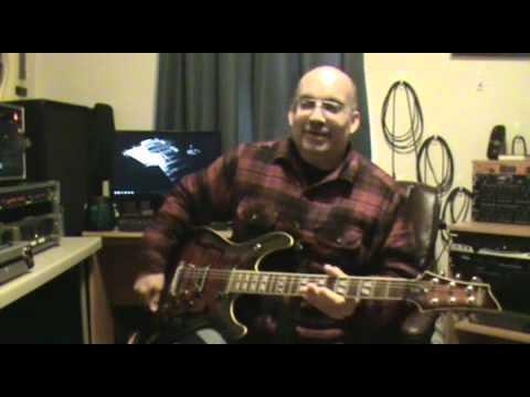 Ghost Acoustic Piezo Demo