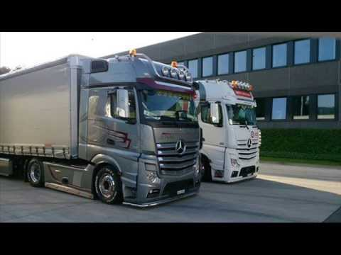 mb actros mp4 tuning jenal transporte part 2 youtube. Black Bedroom Furniture Sets. Home Design Ideas