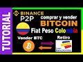 Tutorial: cómo comprar Bitcoin con Bolivares en Binance P2P / compra venta de criptomonedas con Fiat