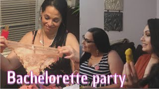 BACHELORETTE PARTY   GIRLS NIGHT OUT   (18 ONLY) VLOG #1