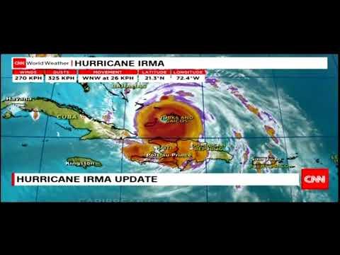 Hurricane Irma Update - CNN International