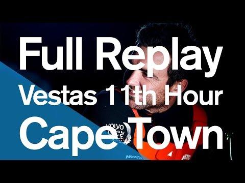 Full Replay: Vestas 11th Hour Racing Arrivals Cape Town | Volvo Ocean Race