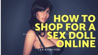 How to buy a sex doll