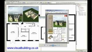 Visual Building For Estate Agents Part 1