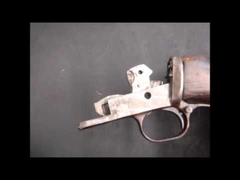 Remington Model 12 Introduction, History and How to Remove the Breech Block For Cleaning