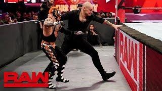 Rey Mysterio vs. Baron Corbin: Raw, April 1, 2019