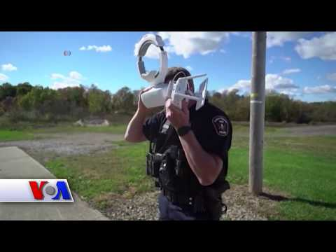 Politsiya dronlari