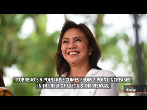 Robredo keeps 'good' satisfaction rating – SWS