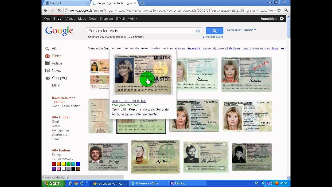 Wo finde ich die personalausweisnummer