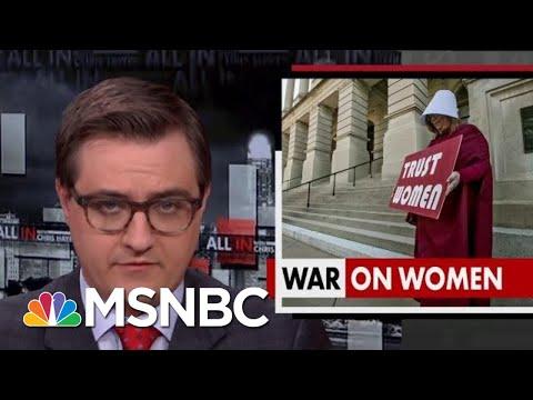 Alabama Bill Would Make False Rape Allegations A Crime | All In | MSNBC