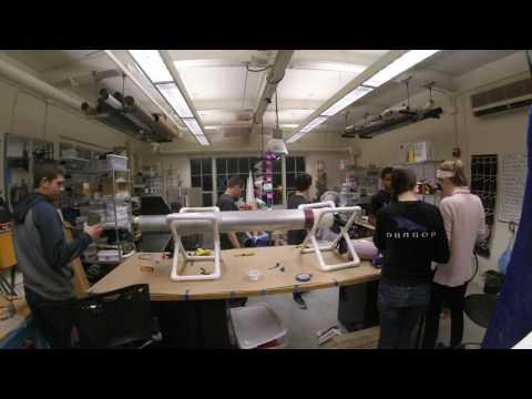 Raziel Integration Timelapse - MIT Rocket Team