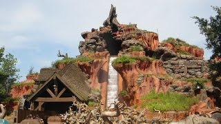 Splash Mountain Complete Experience HD Magic Kingdom Walt Disney World