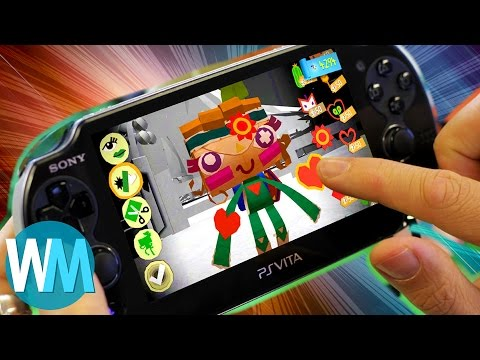 Top 10 Best PS Vita Games!