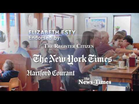 Elizabeth Esty - Backbone Newspaper Endorsements