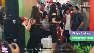 Cover images Cintya Saskara - Mari Bergoyang (Live) NAGAS ANGE7s 2018