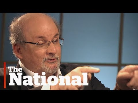 The National: Salman Rushdie explains how The Golden House relates to Trump