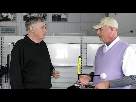 Keith Haley Discusses The Amazing Angle Golf Swing Aid