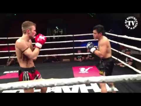 Fernando Sarabia vs Frederik Winter - Thai Fights 5000 thumbnail