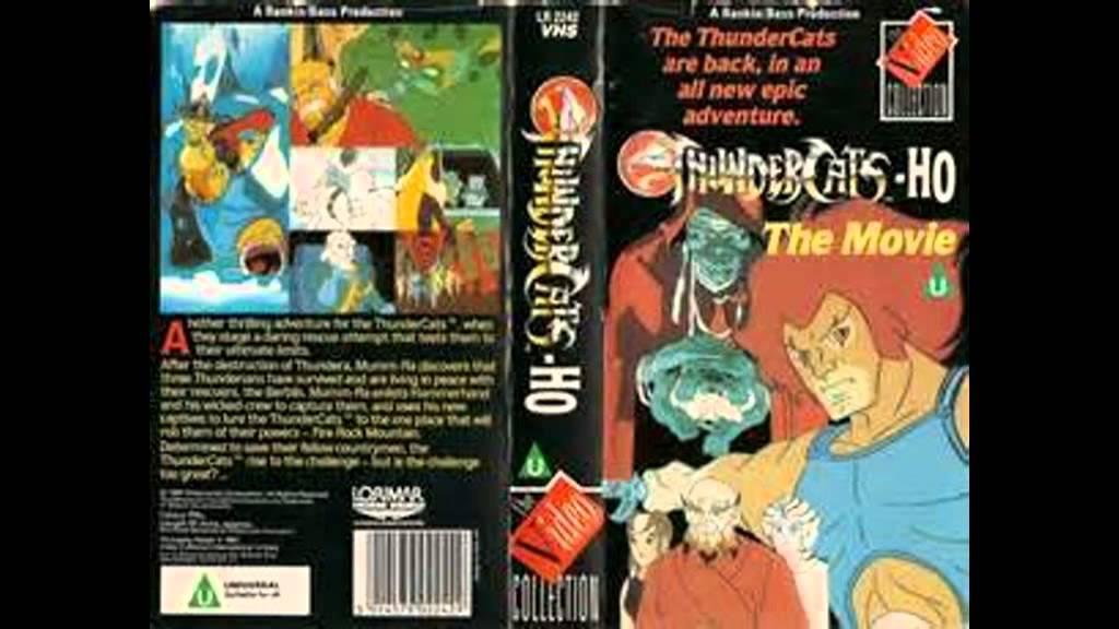 thundercats ho 1985 movie review youtube