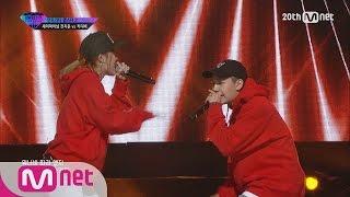 UNPRETTY RAPSTAR2 세미파이널 바꾸지마 - 전지윤(feat. BTOB 정일훈) 151106 EP.9