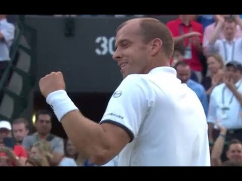 GILLES MULLER VS RAFAEL NADAL WIMBLEDON 2017 4 HOURS 48 MINUTES MY THOUGHTS REVIEW
