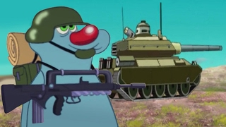 - Oggy and the Cockroaches Military compilation 28