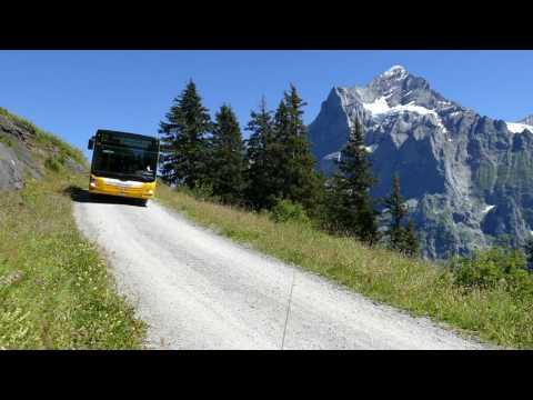 grindelwald-bus-switzerland