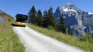 Grindelwald Bus Schweiz