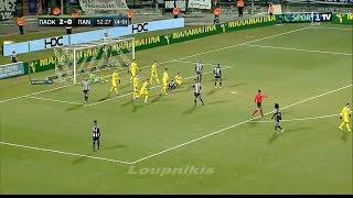 ΠΑΟΚ - Παναιτωλικός 4-1 Στιγμιότυπα & Δηλώσεις Κύπελλο Ελλάδας Φάση των