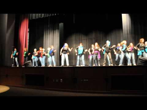 2013 Sunset Heights Elementary School Talent Show