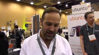 (CES 2013) Ubuntu Phone introducido por Mark shuttleworth