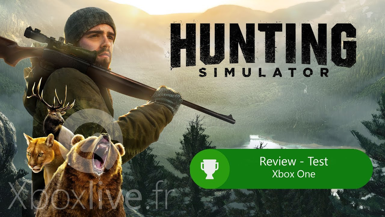 Hunting Games For Xbox 1 : Simulation hunting games xbox gamesworld