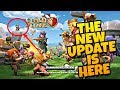 Clash of clan new update here 2018