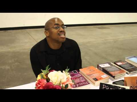 UBAWA Book Fair Interview with Tremayne Moore