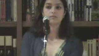 JHUMPA LAHIRI @BOOKS AND BOOKS 04 / 07 / 08-PART 2