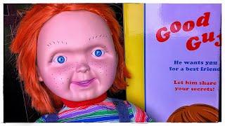 Good Guys Chucky Doll (spirit Halloween) Unboxing   Review