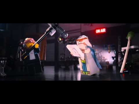 The LEGO Movie (2014) Behind The Bricks [HD]